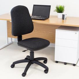 image-Ergonomic Office Chair Symple Stuff Colour: Charcoal