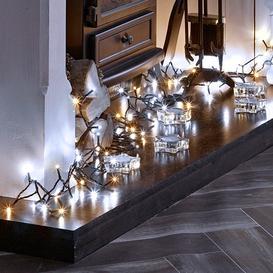 image-Nova Garden TWW 1000 Warm & Cool White Mix LED String Christmas Lights