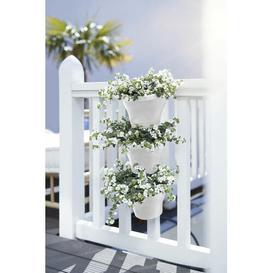 image-Corsica Plastic Balcony Planter