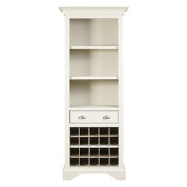 image-Darci Tall 20 Bottle Wine Cabinet Brambly Cottage