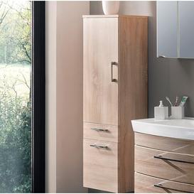 image-Rima 40 x 134.5 Free Standing Cabinet Belfry Bathroom