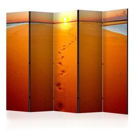 image-Magna 5 Panel Room Divider Ebern Designs