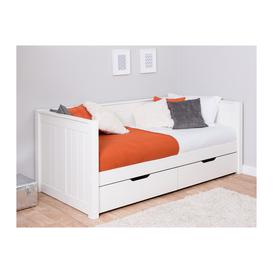 image-Stompa CK Day Bed With Underbed drawers