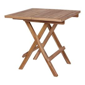 image-Laga Folding Wooden Side Table Sol 72 Outdoor