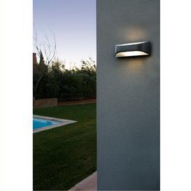 image-View 1 Light Flush Wall Light Faro