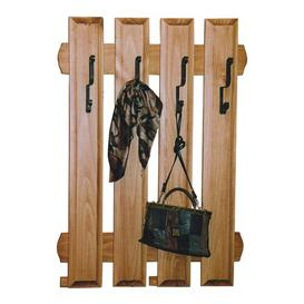 image-Dovray Wall Mounted Coat Rack Union Rustic