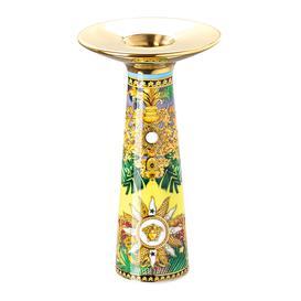 image-Versace Home - Jungle Animal Vase/Candle Holder - 18cm