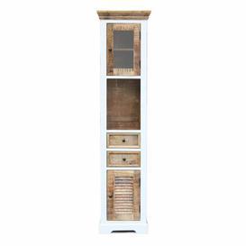 image-Hulett 45 x 190cm Tall Bathroom Cabinet Beachcrest Home