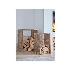 image-Standing Log Holder - Small