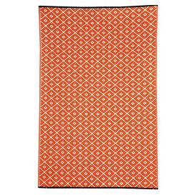 image-Manriquez Orange Outdoor Rug Mercury Row Rug Size: Rectangle 120 x 180cm