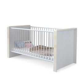 image-Nandini Cot Bed Vladon Colour: Navy blue (matt), Bettkasten inklusive: No