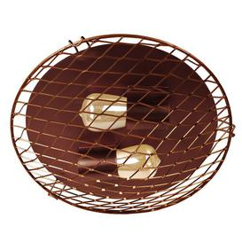 image-Melton 2-Light Flush Mount Williston Forge Finish: Bronze