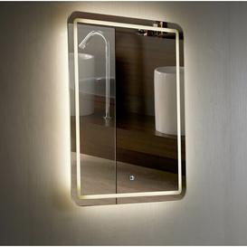image-Chawston Illuminated Bathroom/Vanity Mirror Croydex
