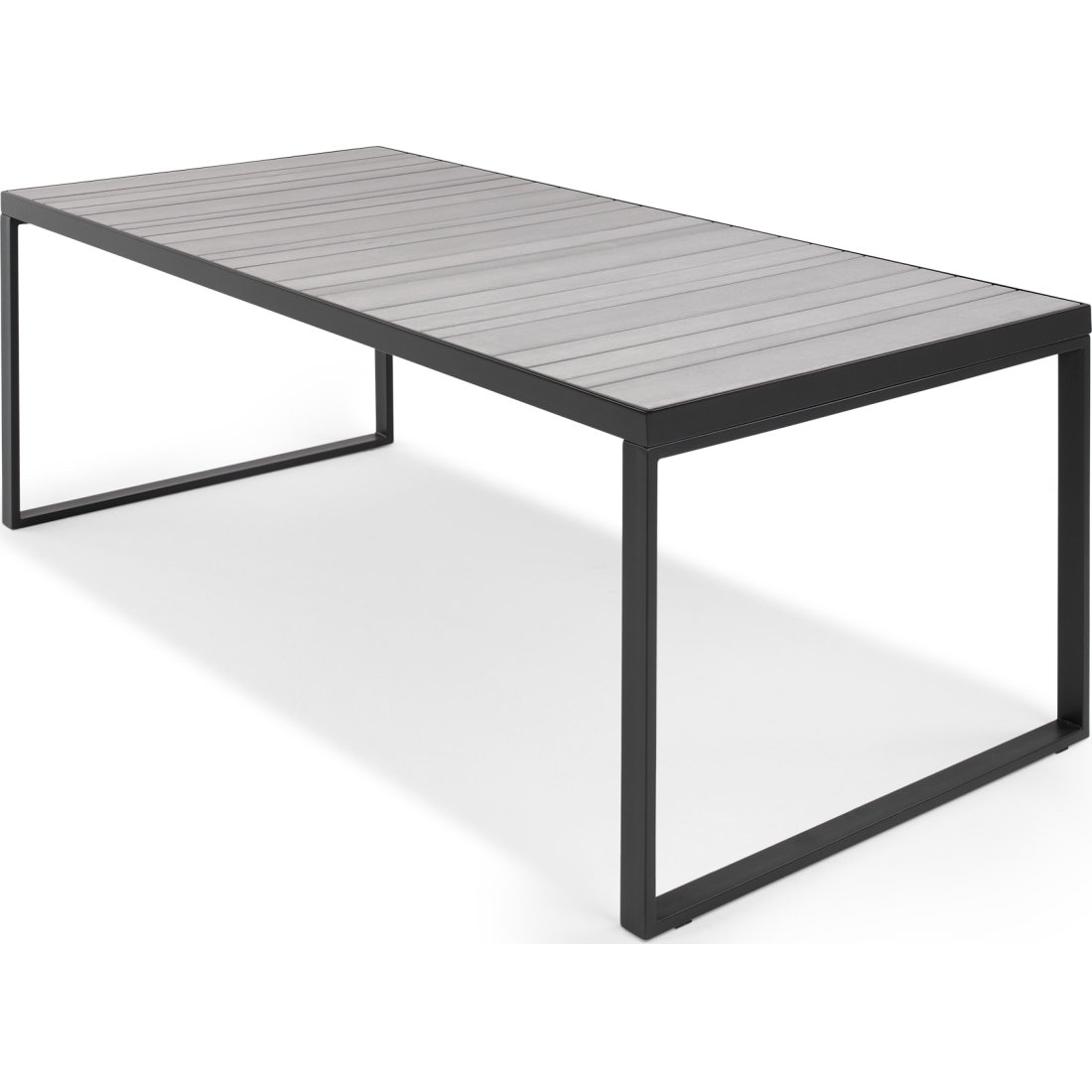 image-Catania Garden 8 Seater Dining Table, Polywood
