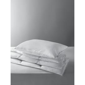 image-little home at John Lewis Children's Soft Touch Washable Single Duvet and Pillow Set, 7 Tog