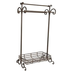 image-Eaddy Free Standing Towel Rack Brambly Cottage
