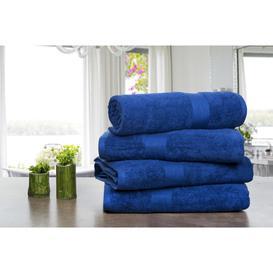 image-4 Piece Quick Dry Bath Towel Same-Size Bale