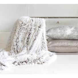 image-Cottontail Grey Throw
