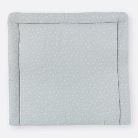 image-Pusteblumen Changing Mat KraftKids Size: 75cm x 70cm, Colour: Grey