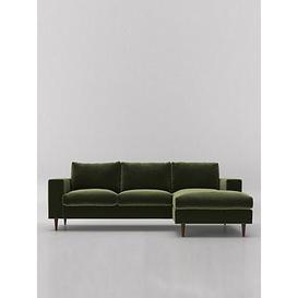 image-Swoon Evesham Fabric Right Hand Corner Sofa