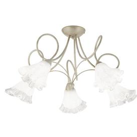 image-Cooney 5-Light Shaded Chandelier Ophelia & Co.
