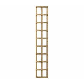 image-Laurelglen Wood Lattice Panel Trellis (Set of 3) Sol 72 Outdoor Size: 183cm H x 30.5cm W x 3.2cm D