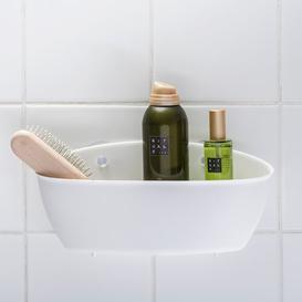 image-Splash Bath Rack Koziol Colour: White