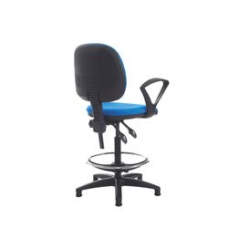 image-Point Draughtsman Chair With Fixed Arms, Oxford