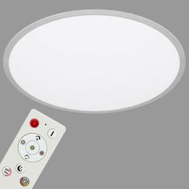 image-Oakleaf 1-Light 76cm LED Flush Mount Ebern Designs