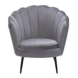 image-Foy Tub Chair Fairmont Park Upholstery Colour: Grey