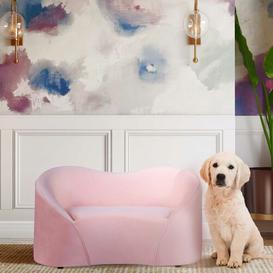 image-Chau Dog Sofa Blue Elephant