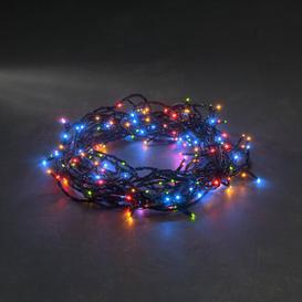 image-80 Micro LED Christmas Tree String Lights Konstsmide Colour: Pink/Yellow/Green
