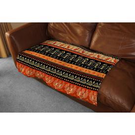 image-Egyptian Heiroglyphs Blanket