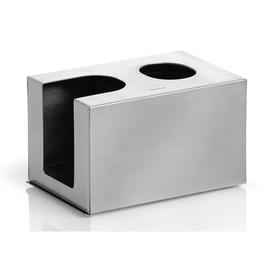 image-Nexio Bud and Pad Tissue Box Cover Blomus Finish: Matted