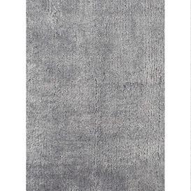 image-Flint Rug - 200 x 300 cm / Grey / Tencel