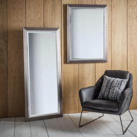 image-Gallery Direct Rylston Mirror / Grey / Rectangle