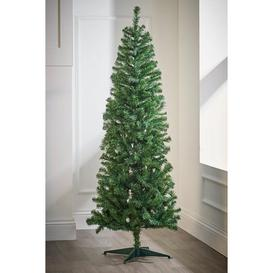 image-Green Deluxe Unlit Christmas Tree