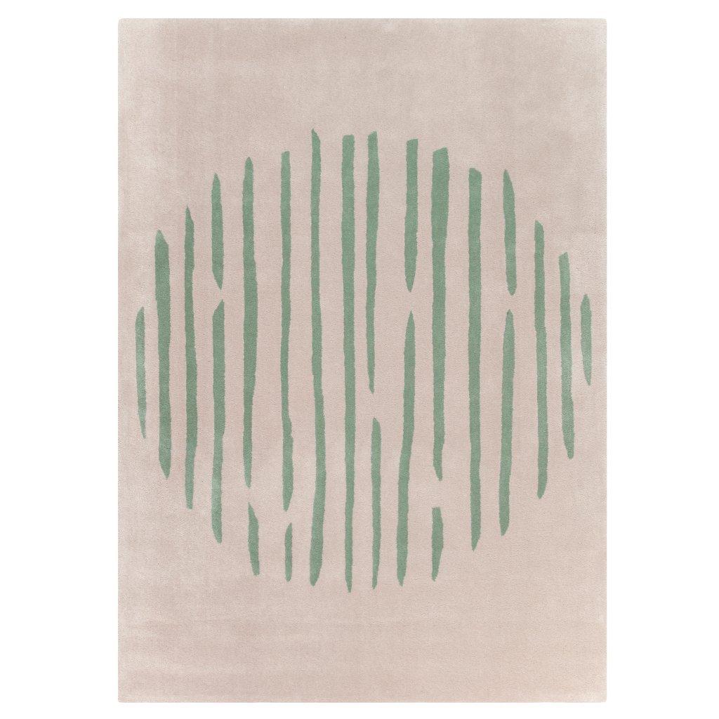image-Island Leaf Rug - 170 x 240 cm