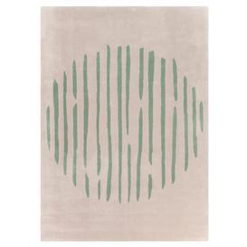 image-Island Leaf Rug - 170 x 240 cm / Cream / Wool