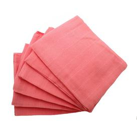image-Norma Baby Blanket Symple Stuff Colour: Pink