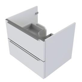 image-Hann 756mm Wall Hung Single Vanity Unit Belfry Bathroom