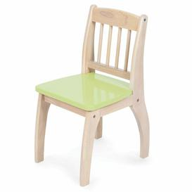 image-Children's Desk Chair Just Kids Colour: Green