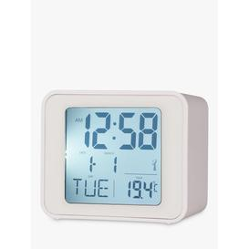 image-Acctim Radio Controlled Digital Alarm Clock