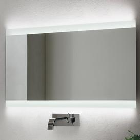 image-Shanon Bathroom/Vanity Mirror Belfry Bathroom Size: 80cm H x 120cm W x 4 cm D