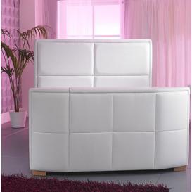 image-Nyah Upholstered Bed Frame