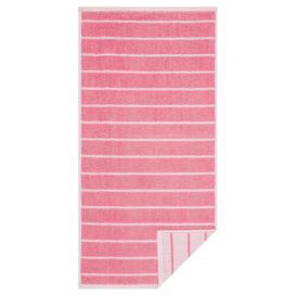 image-Line Bath Towel (Set of 2) Egeria Colour: Pink