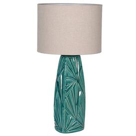 image-Green Palm Lamp