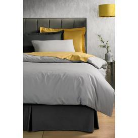 image-Silentnight Ultimate Comfort Plain Dyed Flat Sheet