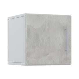 image-Jed 31 x 34cm Wall Mounted Bathroom Cabinet Mercury Row Colour/Finish: Grey