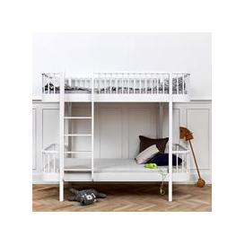 image-Oliver Furniture Wood Original Children's Luxury Bunk Bed in White